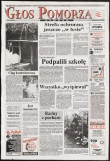 Głos Pomorza, 1994, październik, nr 236