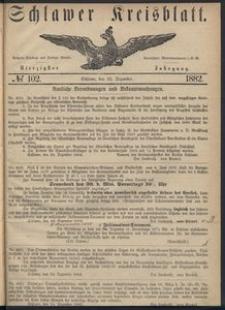 Kreisblatt des Schlawer Kreises 1882 No 102