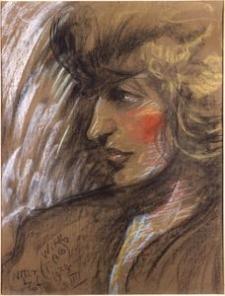Portret Neny Stachurskiej [2]