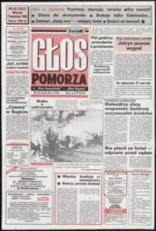 Głos Pomorza, 1992, kwiecień, nr 83