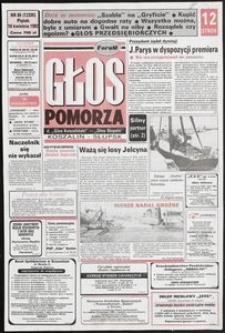 Głos Pomorza, 1992, kwiecień, nr 86