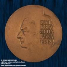 16 Festiwal Pianistyki Polskiej w Słupsku [Medal]