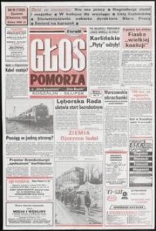 Głos Pomorza, 1992, kwiecień, nr 95