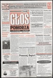 Głos Pomorza, 1992, kwiecień, nr 96