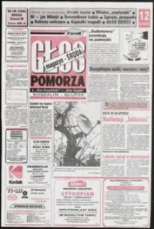Głos Pomorza, 1992, kwiecień, nr 100