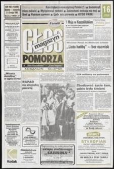 Głos Pomorza, 1992, maj, nr 102