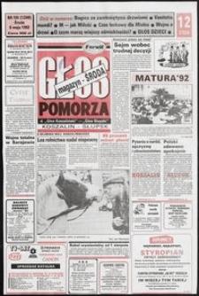 Głos Pomorza, 1992, maj, nr 105
