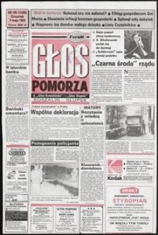 Głos Pomorza, 1992, maj, nr 106