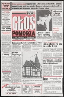 Głos Pomorza, 1992, maj, nr 115