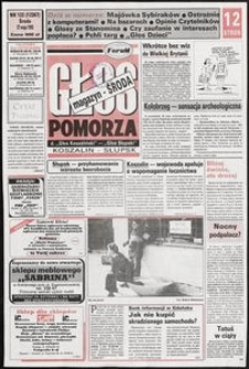 Głos Pomorza, 1992, maj, nr 123