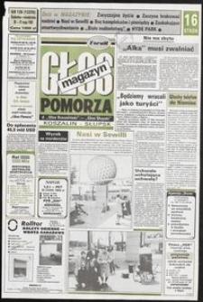 Głos Pomorza, 1992, maj, nr 126