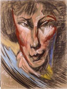 Portrait Halina Bylczyński's [1]