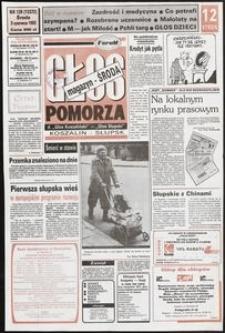 Głos Pomorza, 1992, czerwiec, nr 129