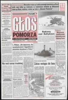 Głos Pomorza, 1992, czerwiec, nr 137