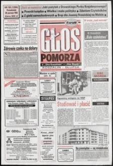 Głos Pomorza, 1992, czerwiec, nr 150
