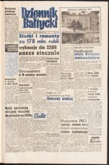 Dziennik Bałtycki, 1958, nr 203