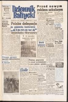 Dziennik Bałtycki, 1958, nr 204