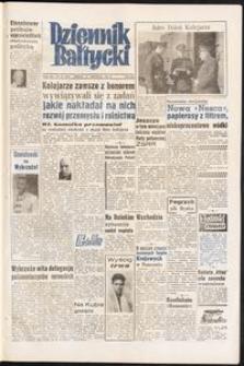 Dziennik Bałtycki, 1958, nr 218