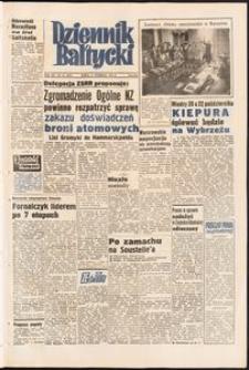 Dziennik Bałtycki, 1958, nr 221