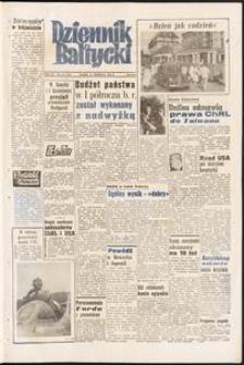 Dziennik Bałtycki, 1958, nr 223
