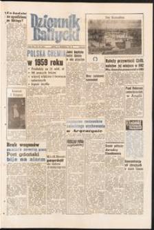 Dziennik Bałtycki, 1958, nr 227