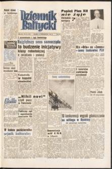 Dziennik Bałtycki 1958/10 Rok XIV Nr 241