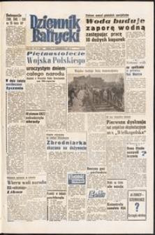 Dziennik Bałtycki, 1958, nr 242