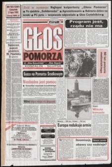 Głos Pomorza, 1992, lipiec, nr 153