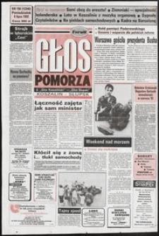Głos Pomorza, 1992, lipiec, nr 156