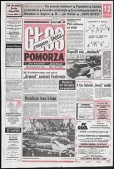Głos Pomorza, 1992, lipiec, nr 158