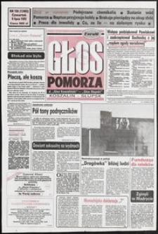 Głos Pomorza, 1992, lipiec, nr 159