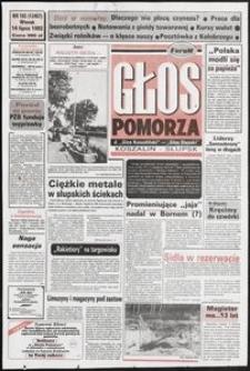 Głos Pomorza, 1992, lipiec, nr 163