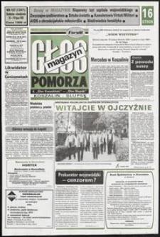 Głos Pomorza, 1992, lipiec, nr 167