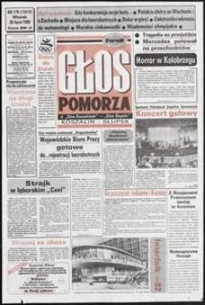 Głos Pomorza, 1992, lipiec, nr 175