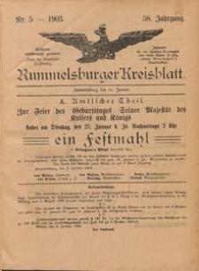 Rummelsburger Kreisblatt 1903 No 5
