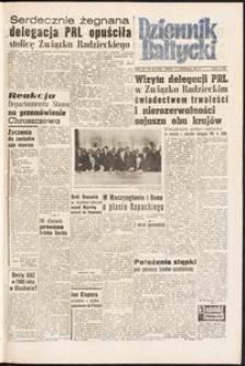 Dziennik Bałtycki, 1958, nr 269