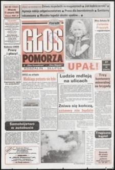 Głos Pomorza, 1992, sierpień, nr 187