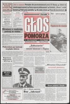 Głos Pomorza, 1992, sierpień, nr 188