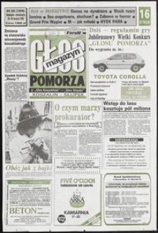 Głos Pomorza, 1992, sierpień, nr 202