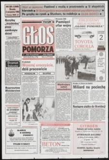 Głos Pomorza, 1992, wrzesień, nr 205