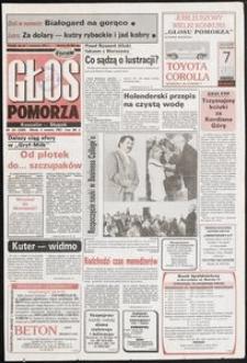 Głos Pomorza, 1992, wrzesień, nr 210