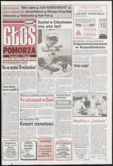 Głos Pomorza, 1992, wrzesień, nr 213