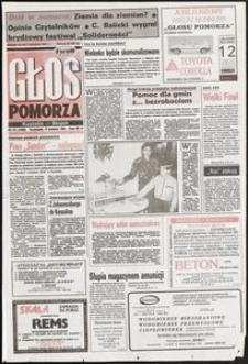 Głos Pomorza, 1992, wrzesień, nr 215