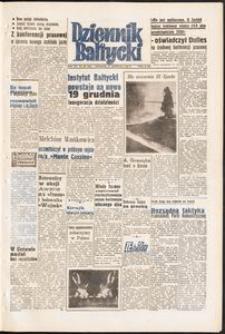 Dziennik Bałtycki, 1958, nr 282