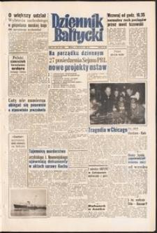 Dziennik Bałtycki, 1958, nr 287