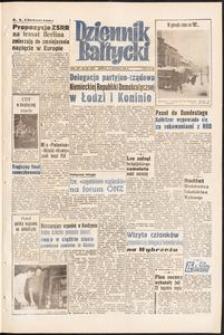 Dziennik Bałtycki, 1958, nr 296