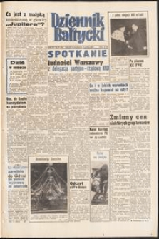 Dziennik Bałtycki, 1958, nr 297