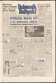 Dziennik Bałtycki, 1958, nr 302