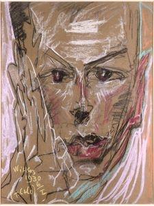 Portrait Michał Choromański's [1]