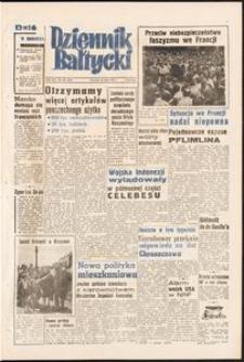Dziennik Bałtycki, 1958, nr 120